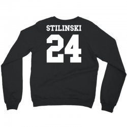 Stilinski 24 Crewneck Sweatshirt | Artistshot