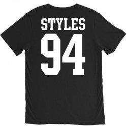 Styles 94 V-Neck Tee | Artistshot