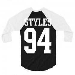 Styles 94 3/4 Sleeve Shirt | Artistshot
