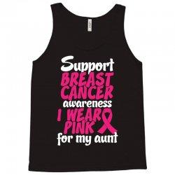 I Wear Pink For My Aunt Tank Top | Artistshot
