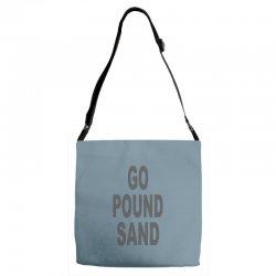 go pound sang Adjustable Strap Totes   Artistshot