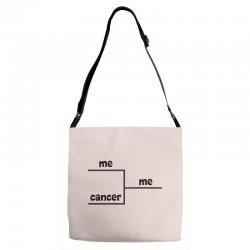 cancer Adjustable Strap Totes | Artistshot