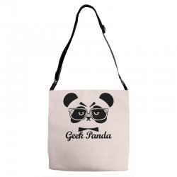 Geek Panda Adjustable Strap Totes | Artistshot