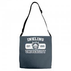 Inkling University Adjustable Strap Totes | Artistshot