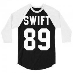 Taylor Swift 3/4 Sleeve Shirt   Artistshot