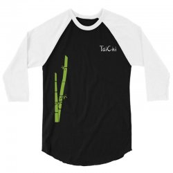 Tai Chi - Be Your Action 3/4 Sleeve Shirt | Artistshot