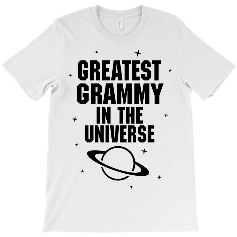 Greatest Grammy In The Universe T-shirt | Artistshot