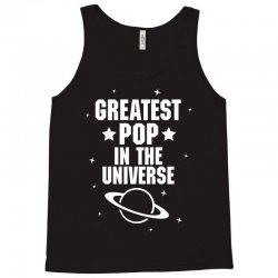 Greatest Pop In The Univers Tank Top | Artistshot