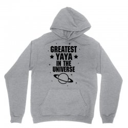 Greatest Yaya In The Universe Unisex Hoodie | Artistshot