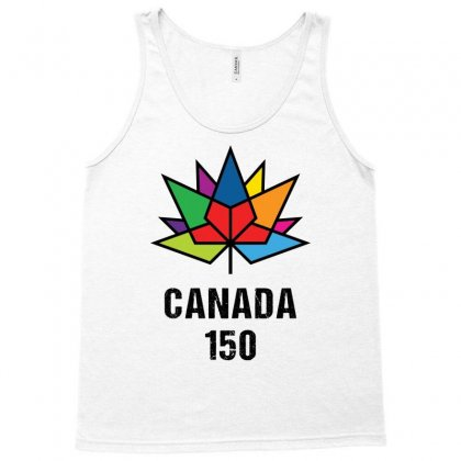 Canada 150th Anniversary Tank Top Designed By Tshiart