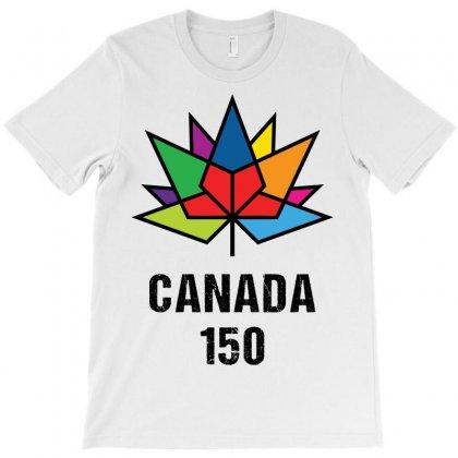 Canada 150th Anniversary T-shirt Designed By Tshiart