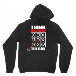 Think Outside The Box Unisex Hoodie | Artistshot