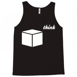 Think Outside The Box Tank Top | Artistshot
