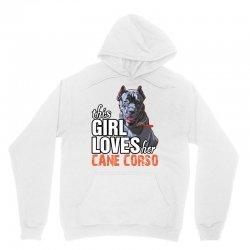 This Girl Loves Her Cane Corso Unisex Hoodie | Artistshot