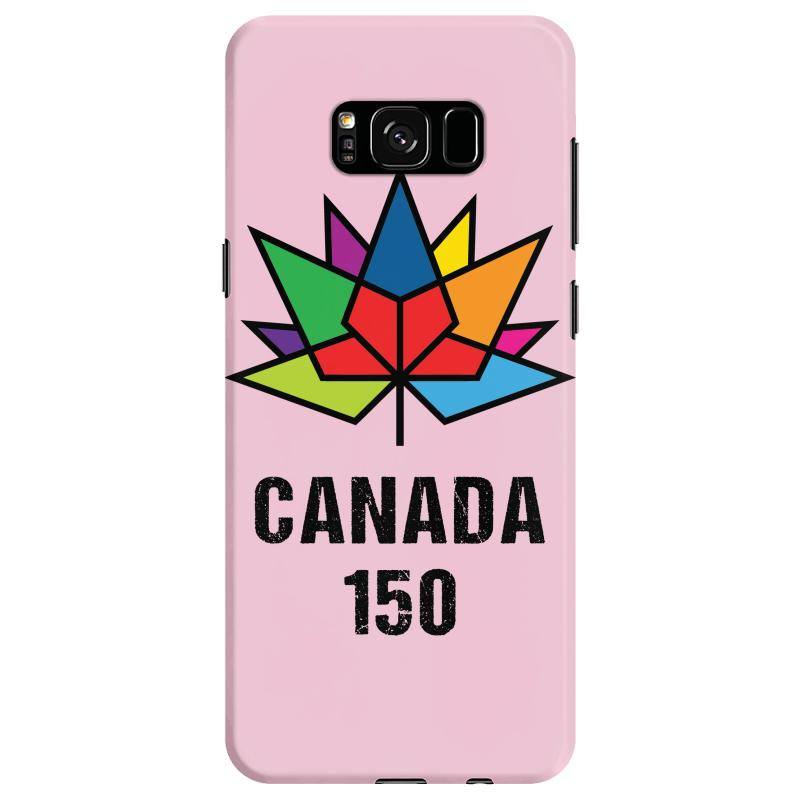 factory authentic 08812 77c54 Canada 150th Anniversary Samsung Galaxy S8 Case. By Artistshot
