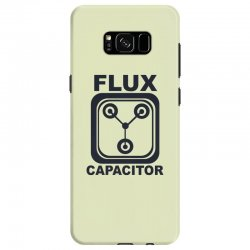 flux capacitor Samsung Galaxy S8 Case | Artistshot