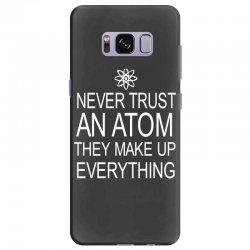 an atom Samsung Galaxy S8 Plus Case | Artistshot