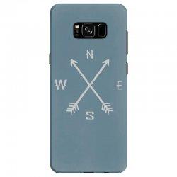 compas Samsung Galaxy S8 Case   Artistshot