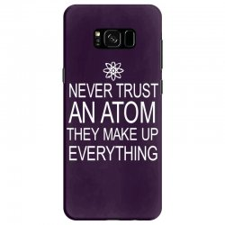 an atom Samsung Galaxy S8 Case | Artistshot