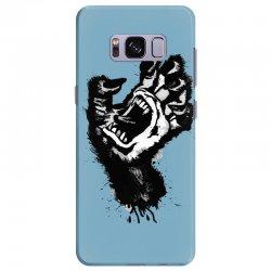 screaming hand werewolf Samsung Galaxy S8 Plus Case | Artistshot