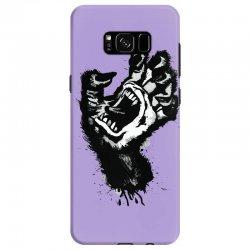 screaming hand werewolf Samsung Galaxy S8 Case | Artistshot