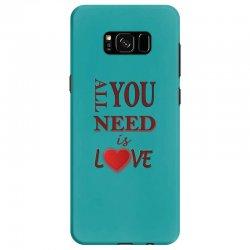 Love Samsung Galaxy S8 Case | Artistshot