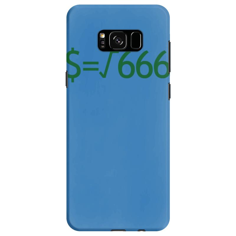 Money Is The Root Of All Evil Samsung Galaxy S8 Case  By Artistshot