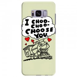 i choo choo choose you Samsung Galaxy S8 Plus Case | Artistshot