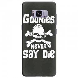 GOONIES NEVER Say DIE Samsung Galaxy S8 Plus Case | Artistshot