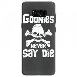 GOONIES NEVER Say DIE Samsung Galaxy S8 Case | Artistshot