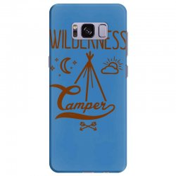 wilderness camper Samsung Galaxy S8 Plus Case | Artistshot