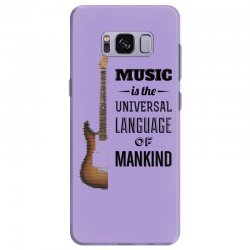music quotes Samsung Galaxy S8 Plus Case | Artistshot