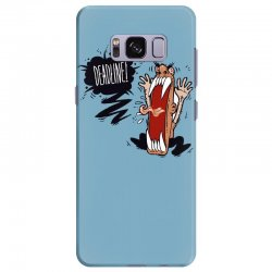 Angry Boss Screaming Deadline Samsung Galaxy S8 Plus Case | Artistshot