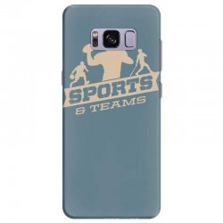 sports and teams Samsung Galaxy S8 Plus Case | Artistshot