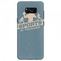 sports and teams Samsung Galaxy S8 Case | Artistshot