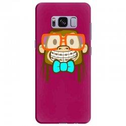 geek monkey Samsung Galaxy S8 Plus Case | Artistshot