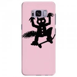 wild thing on a skateboard Samsung Galaxy S8 Plus Case   Artistshot