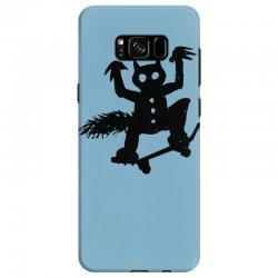 wild thing on a skateboard Samsung Galaxy S8 Case   Artistshot
