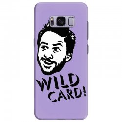 wild card Samsung Galaxy S8 Plus Case | Artistshot