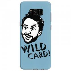wild card Samsung Galaxy S8 Case | Artistshot