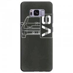 renault clio sport v6 sports car Samsung Galaxy S8 Plus Case | Artistshot