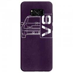 renault clio sport v6 sports car Samsung Galaxy S8 Case | Artistshot