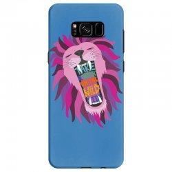 Wild Side Hippies Samsung Galaxy S8 Case | Artistshot