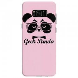 Geek Panda Samsung Galaxy S8 Case | Artistshot