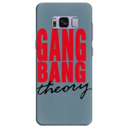 the gang bang theory Samsung Galaxy S8 Plus Case | Artistshot