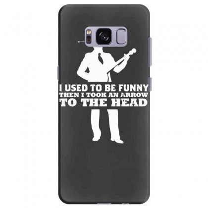 I Used To Be Funny Samsung Galaxy S8 Plus Case Designed By Specstore