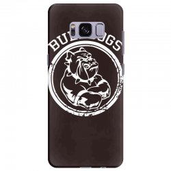 Bulldog Sports Team Samsung Galaxy S8 Plus Case | Artistshot