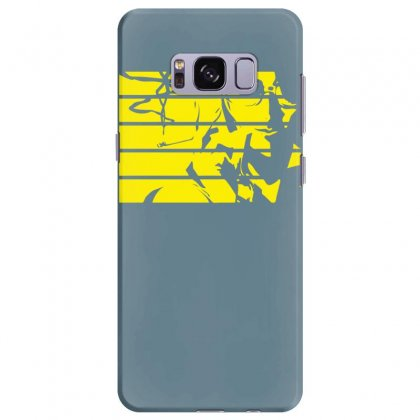 Faye Yellow Samsung Galaxy S8 Plus Case Designed By Specstore