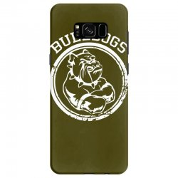 Bulldog Sports Team Samsung Galaxy S8 Case | Artistshot