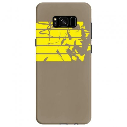 Faye Yellow Samsung Galaxy S8 Case Designed By Specstore